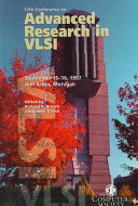Seventeenth Conference On Advanced Research In Vlsi Book PDF