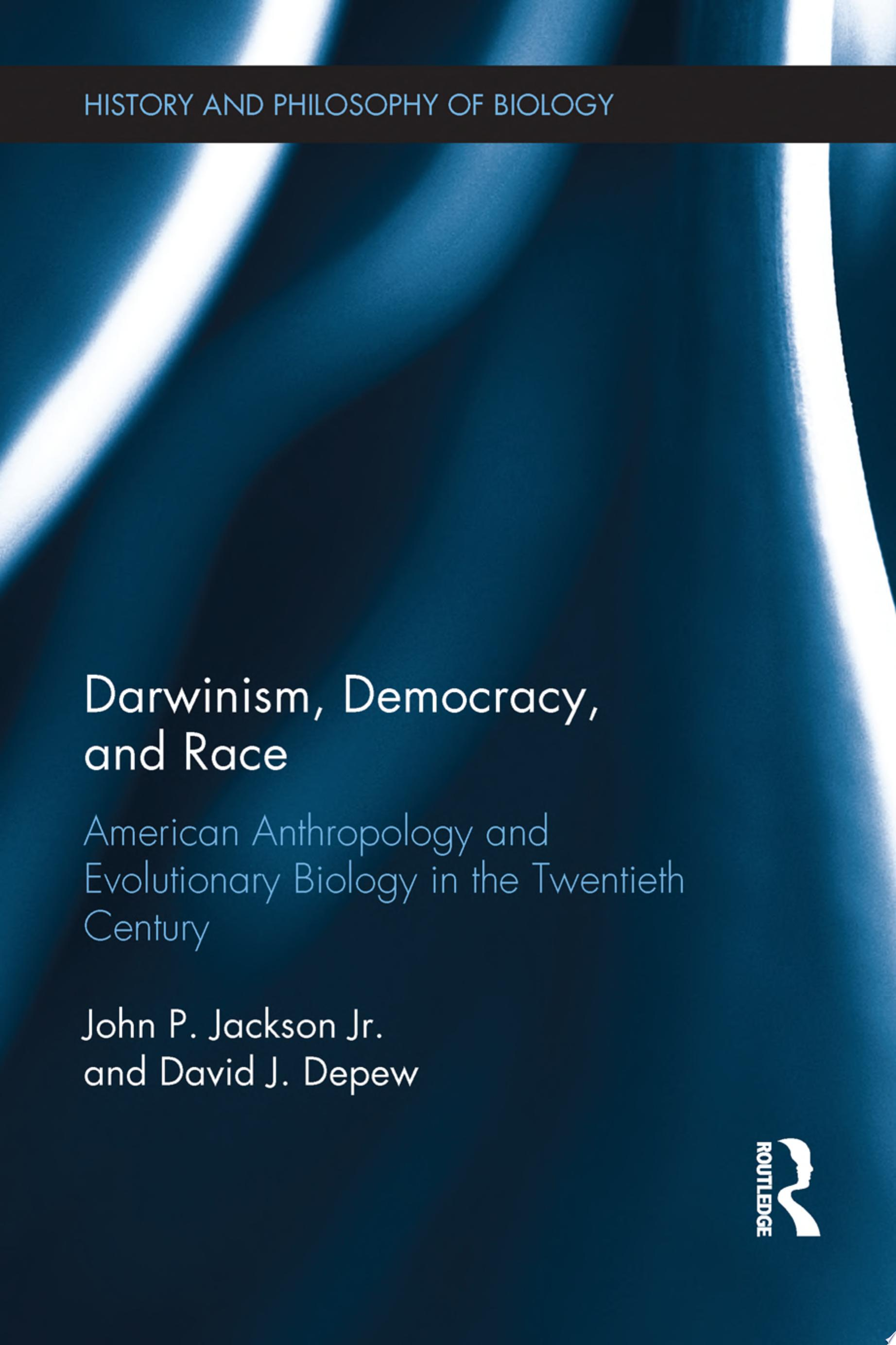 Darwinism  Democracy  and Race