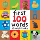 Big Board First 100 Words Book PDF