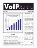 VoIP Monthly Newsletter Pdf/ePub eBook