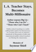 L.A. Teacher Stays, Becomes Multi-Millionaire