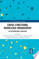 Cross Functional Knowledge Management