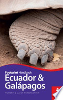 Ecuador and Galapagos Footprint Handbook