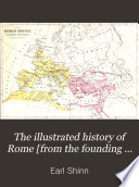 The Illustrated History of Rome Book
