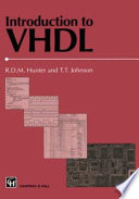 Introduction to VHDL Book