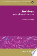Archives Book PDF