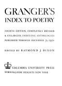 Granger's Index to Poetry