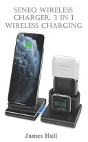 Seneo Wireless Charger  3 in 1 Wireless Charging