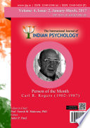The International Journal Of Indian Psychology Volume 4 Issue 2 No 85