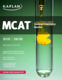link to MCAT complete 7-book subject review : book + online. in the TCC library catalog