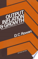 Output, Inflation & Growth: An Introduction to Macro-Economics