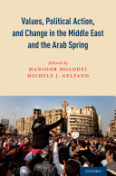 Values  Political Action  and Change in the Middle East and the Arab Spring