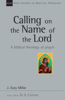 Calling on the Name of the Lord [Pdf/ePub] eBook