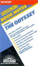 Homer S The Odyssey