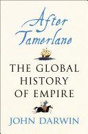 After Tamerlane [Pdf/ePub] eBook