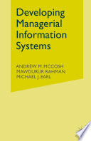 Developing Managerial Information Systems