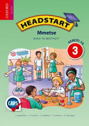 Books - Headstart Mathematics Grade 3 Learners Book (Sesotho) Headstart Mmetse Kereiti Ya 3 Buka Ya Moithuti | ISBN 9780199042296