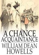 A Chance Acquaintance Pdf