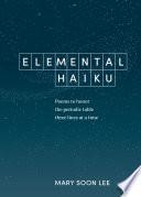 Elemental Haiku Book