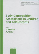Body Composition Assessment in Children and Adolescents