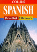 Spanish Travel Phrase and Dictionary