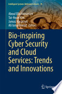 Bio Inspiring Cyber Security And Cloud Services Trends And Innovations Book PDF