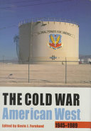The Cold War American West  1945 1989