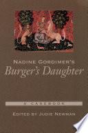 Nadine Gordimer S Burger S Daughter