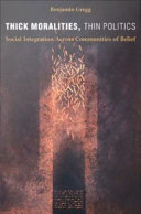 Thick Moralities, Thin Politics [Pdf/ePub] eBook