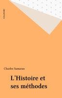 Pdf L'Histoire et ses méthodes Telecharger