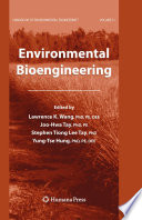 book cover: Environmental Bioengineering