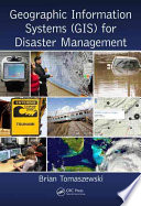 Geographic Information Systems Gis For Disaster Management Book PDF