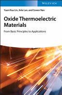 Oxide Thermoelectric Materials