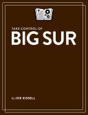 Take Control of Big Sur