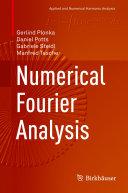 Numerical Fourier Analysis