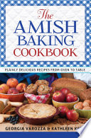 The Amish Baking Cookbook Book