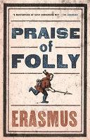 Praise of Folly Book