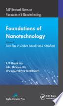 Foundations of Nanotechnology  Volume One