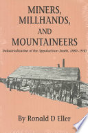Miners Millhands And Mountaineers Book PDF