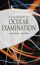 Clinical Procedures for Ocular Examination, Third Edition