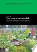 Neue Urbane Landwirtschaft