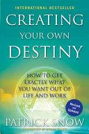 Creating Your Own Destiny Pdf/ePub eBook