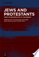Jews and Protestants