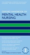 Oxford Handbook of Mental Health Nursing [Pdf/ePub] eBook