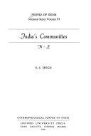 India S Communities