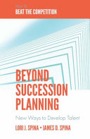 Beyond Succession Planning