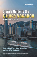 Stern   s Guide to the Cruise Vacation  20 21 Edition