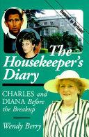 The Housekeeper S Diary