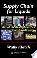 Supply Chain for Liquids