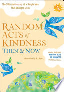 Random Acts of Kindness Then   Now